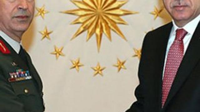 Erdoğan Hulusi Akar'ı kabul etti !