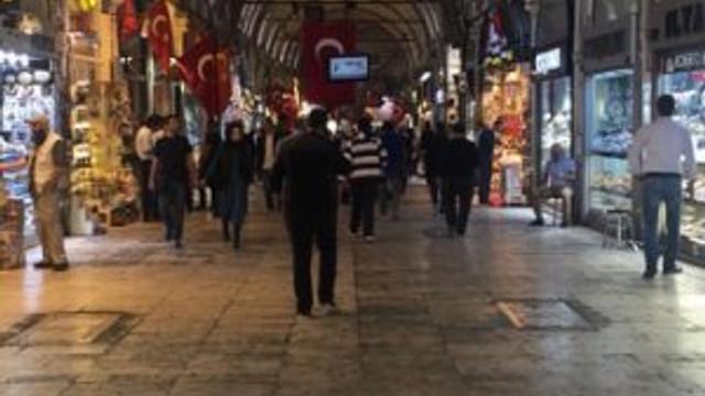 Kapalıçarşı'da 600 dükkan kapandı