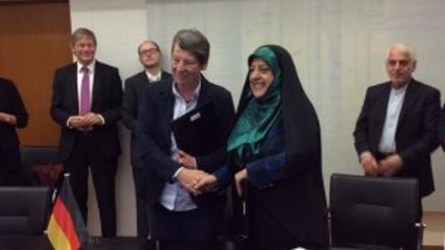 İran'da skandal hata !