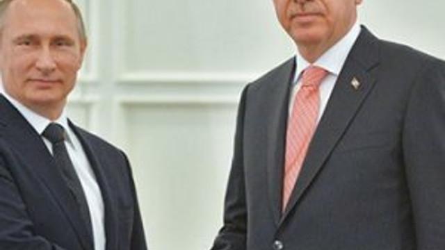 Türk Akımı'nda imzalar atılabilir