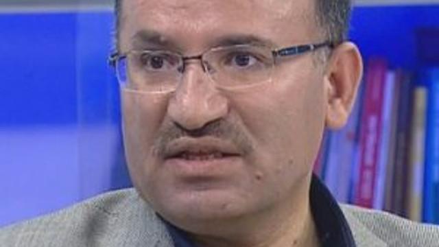 Adalet Bakanı'ndan Arınç yalanlaması