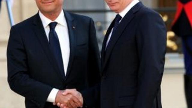 Putin Fransa ziyaretini erteledi