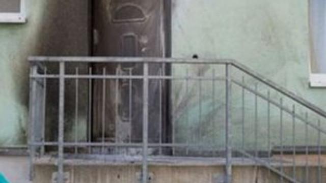 Kanada'da camiye çirkin saldırı !