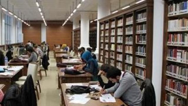 Üniversite FETÖ kitabı temizliği