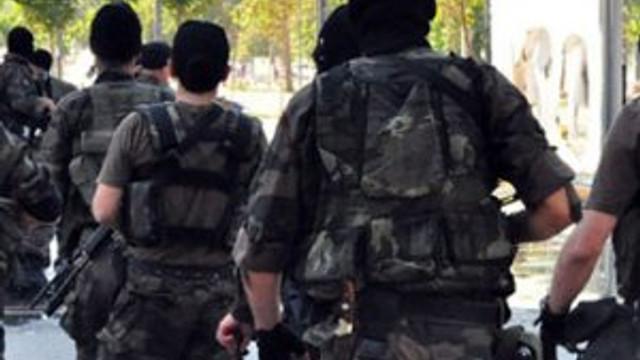 TSK'dan operasyon: 12 terörist öldürüldü !