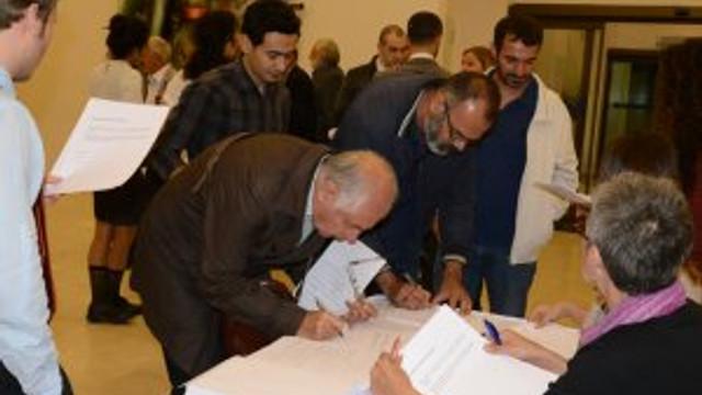 Sarıyer'de Anayasa tartışıldı