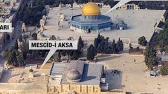 UNESCO'dan Mescid-i Aksa kararı !