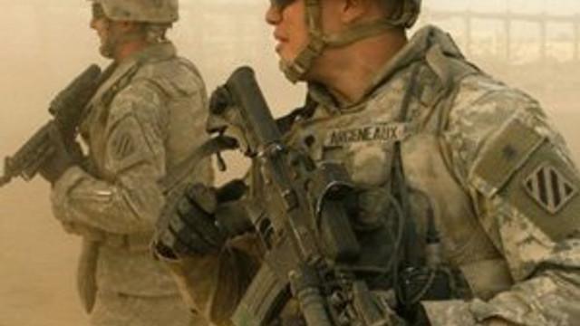ABD Musul'a 500 asker daha gönderiyor