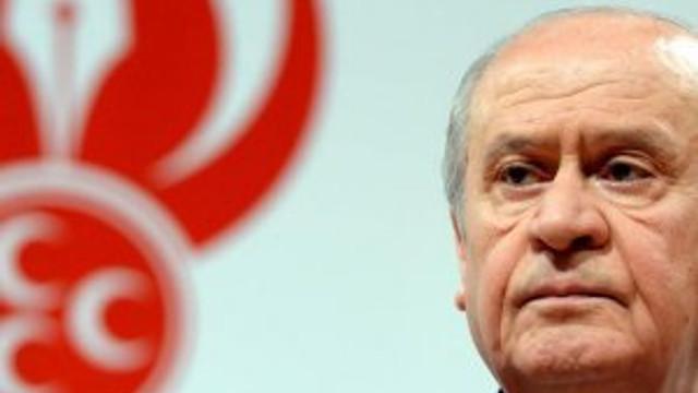 """Bahçeli'den """"başkanlık sistemi"""" açıklaması"""