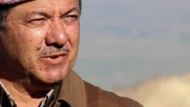 Barzani: 200 km. karelik alan IŞİD'ten temizlendi