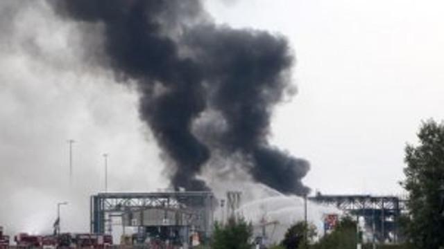 Almanya'da patlama: Ölü ve yaralılar var