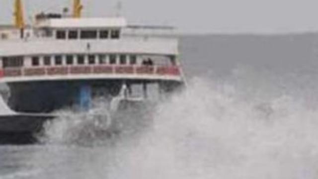 Dikkat ! Marmara'da bazı seferler iptal edildi