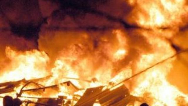 Hastanede yangın faciası: 23 ölü, 106 yaralı