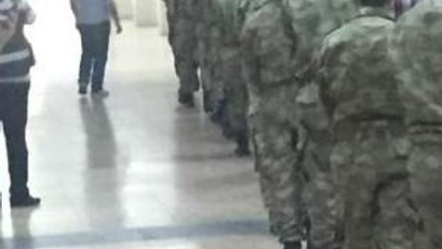 NATO'da görevli subaylar FETÖ'den tutuklandı