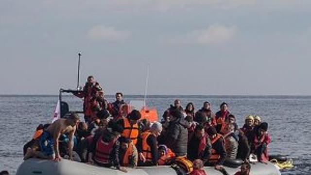 4 günde 240 sığınmacı kurtardılar !