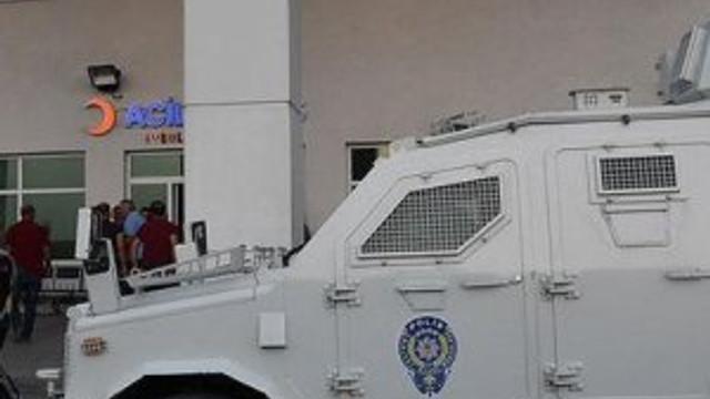 Mardin'de patlama ! Ölü ve yaralılar var