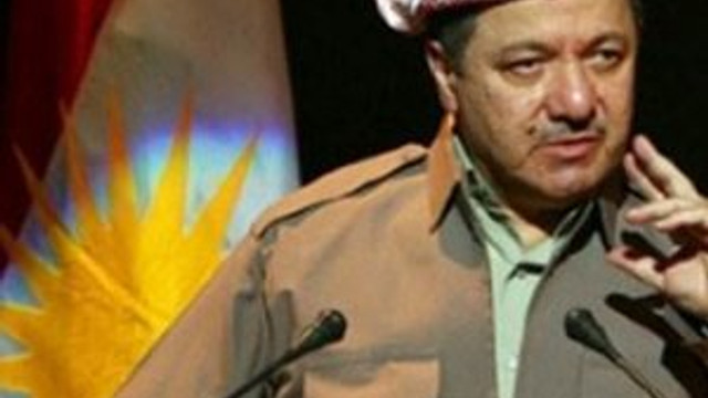Barzani: ''Bu bir ilk olacak''