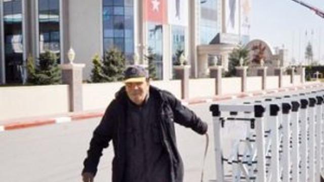 AK Parti başkanlık için kampa giriyor