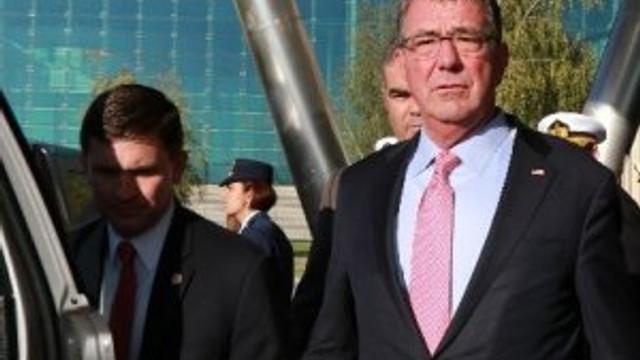ABD Savunma Bakanı Ankara'da