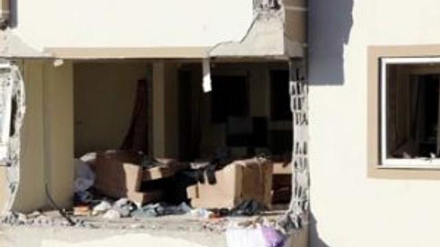 Teröristin evinden bakın neler çıktı