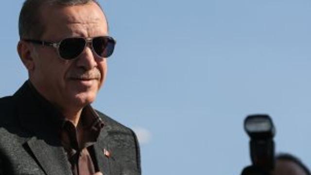 Erdoğan: Bu devletin sınırlarını gönülden kabul etmedik