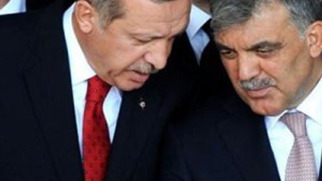 Erdoğan ve Gül şahit oldular