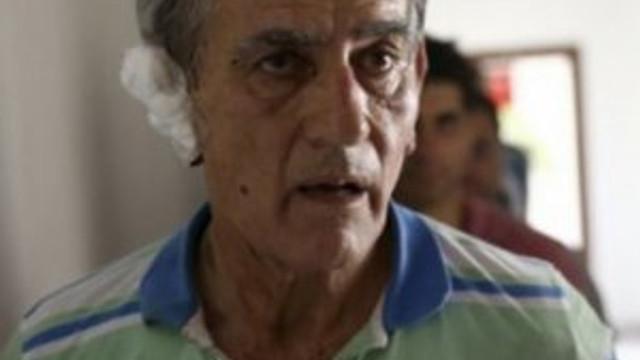 Akın Öztürk'ün babası hayatını kaybetti