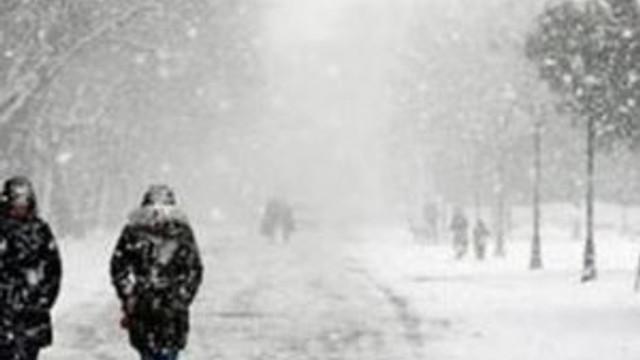 Kış kapıda ! Meteoroloji'den kar yağışı uyarısı