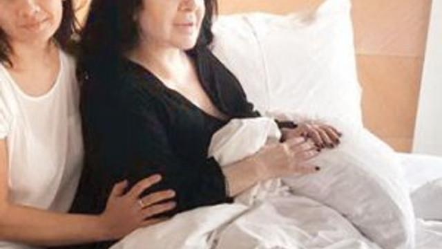 Hastaneden çıkan Nur Yerlitaş'tan şaşırtan karar