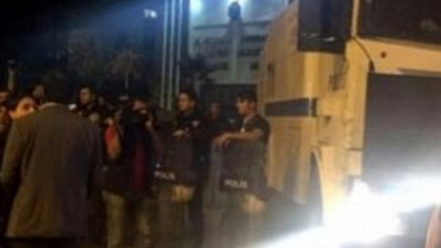 HDP ve BDP'den skandal ayaklanma çağrısı