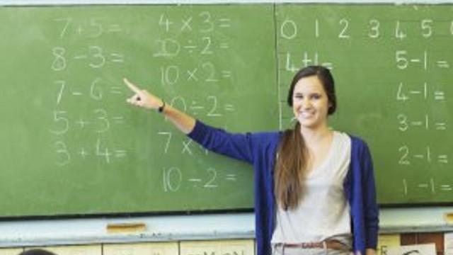 Öğretmenlere de karne geliyor