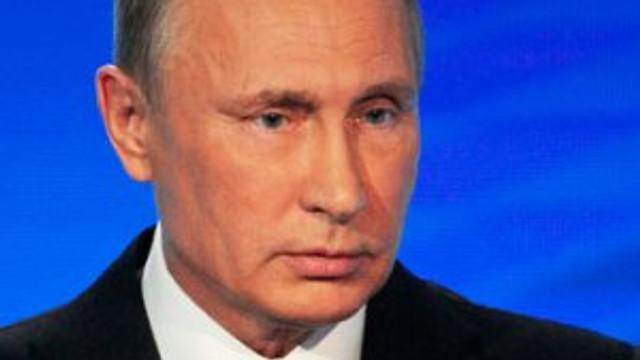 Putin'den Fethullah Gülen çıkışı
