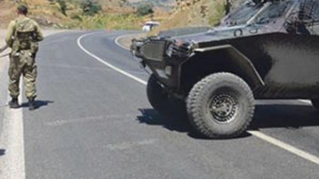PKK'lılar hamile kadını vurdular !