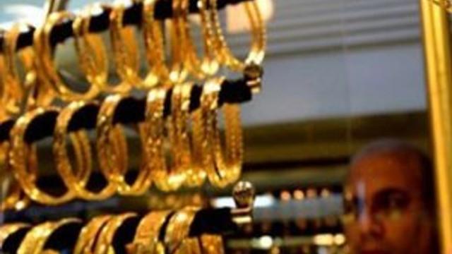 2.5 ton altınla kayıplara karıştı