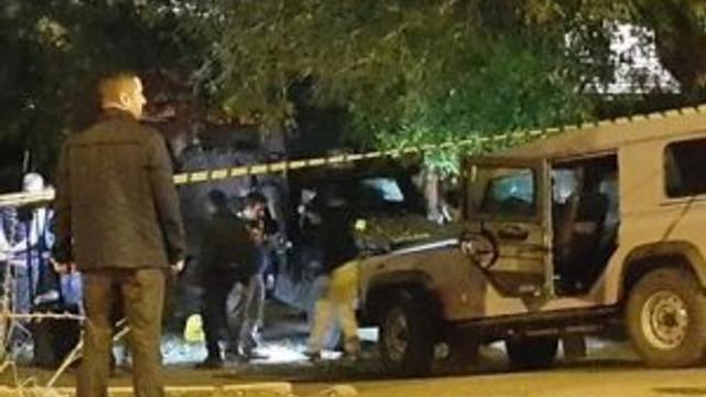 Polise saldıran terösitler etkisiz hale getirildi