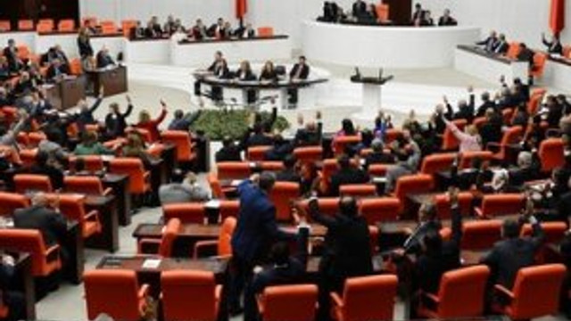 Meclis'te PKK iddiası
