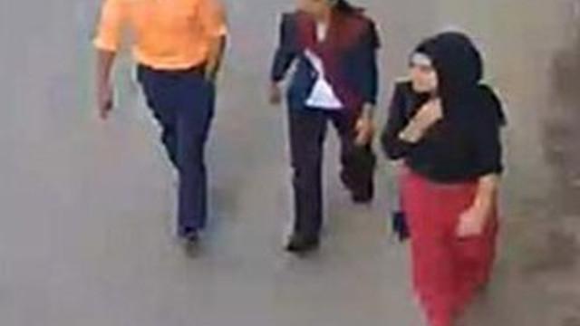 3 PKK'lı kameralara takıldı