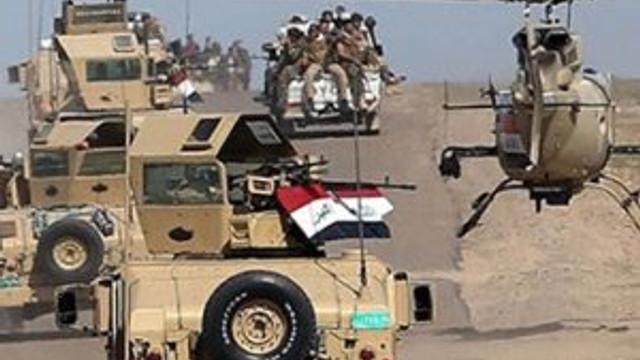 Irak ordusunun Musul'a girdiği ileri sürüldü