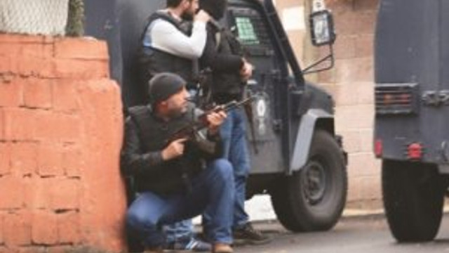 El Nusra'nın hücre evlerine operasyon