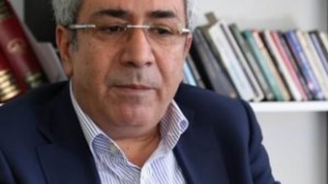 HDP'li vekile otelde gözaltı