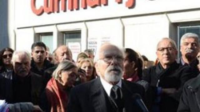 Cumhuriyet gazetesi soruşturmasında flaş gelişme
