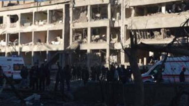 Diyarbakır saldırısında çarpıcı detay: ''Bomba var'' diye bağırdı