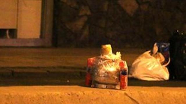 İstanbul'da E-5'te bomba paniği !