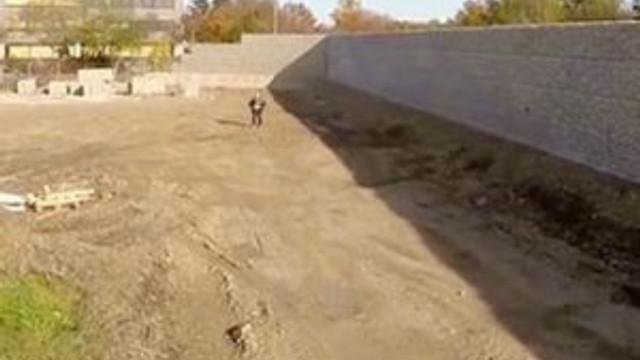 """İşte yeni """"Berlin Duvarı"""""""