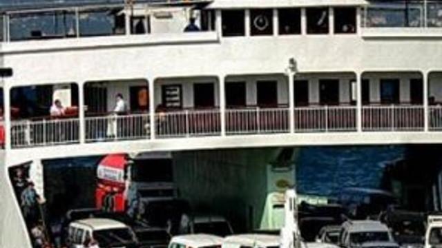 İstanbul Boğazı'na yeni hat !