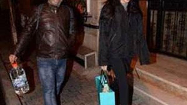 Asena Atalay'ın şaşırtan hali !