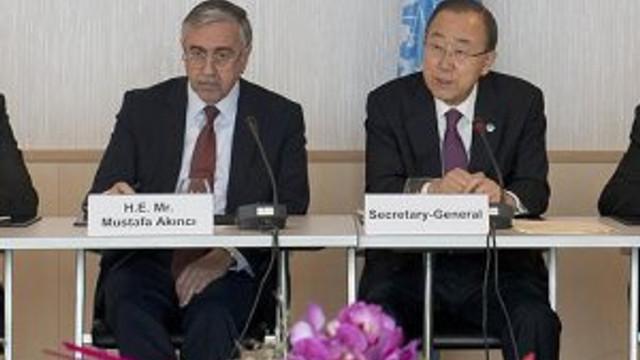 Kıbrıs müzakereleri olumlu ilerliyor