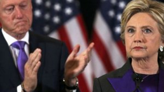 Clinton'dan seçim sonrası ilk açıklama