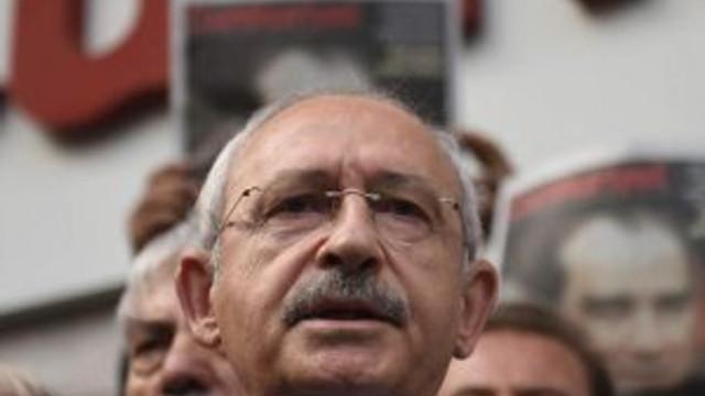 """Kılıçdaroğlu: """"Hapiste Gazeteci Olmaz"""""""