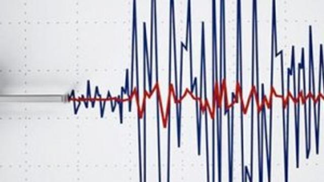 Bodrum'da 12 ayrı deprem